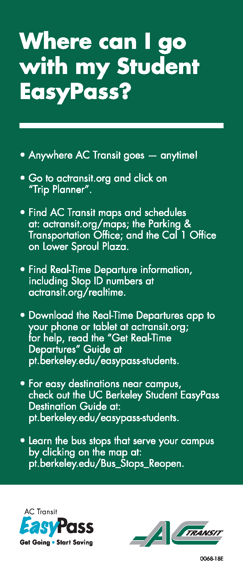 Where_to_take_AC Transit_Student Easypass